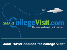Book hotels, rent cars, book flights for your campus visit
